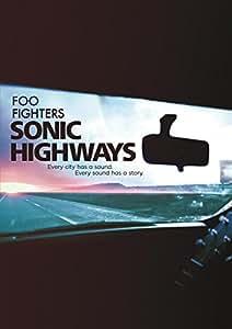 Sonic Highways (4 Dvd)