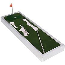 Dolity Mini Tisch Golf Spiel Set für Tisch Bürotisch, Weihnachtsgeschenk Für Golfer