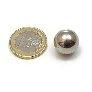 AimanGZ - Neodymmagnete sphere, 10 Einheiten Set, Durchmesser 15 mm;