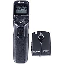 Yunchenghe Viltrox JY-710-C1 Disparador controlador remoto inalámbrico, 2.4 gHz, time lapse, intervalómetro, temporizador para Canon T4i T5i T3i T2i 60D 70D 100D 700D 1200D