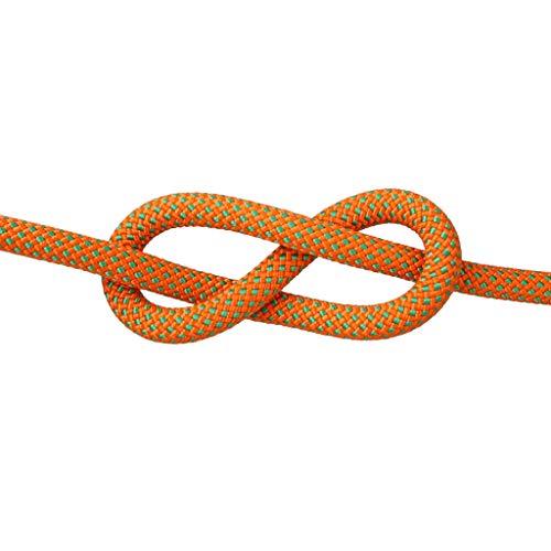 MLMHLMR Rettungsseil mit Rettungsseil Spider-Man-Seilgeschwindigkeitsseil in verschiedenen Größen optional erhältlich Kletterseil (Color : B, Size : 8mm 50m)