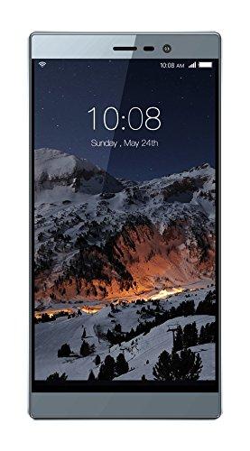 Switel eSmart M3 Dual SIM Smartphone 12,7 cm (5 Zoll) LTE 4000mAh Akku grau