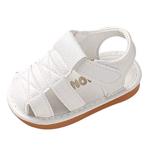 Pingtr - Babyschuhe beleuchtet weichen Sohlen Prinzessin Baby Schuhe,Baby Sandalen Kleinkind Schuhe weichen Boden Rutschfeste Babyschuhe