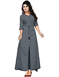 New Genration Fashion Hub Women's Cotton Dress Material