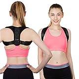 LYX1,Haltungskorrektur Justierbare Körperhaltung Korrektor-Schulter-Schultergürtel für Frauen und Männer Sport