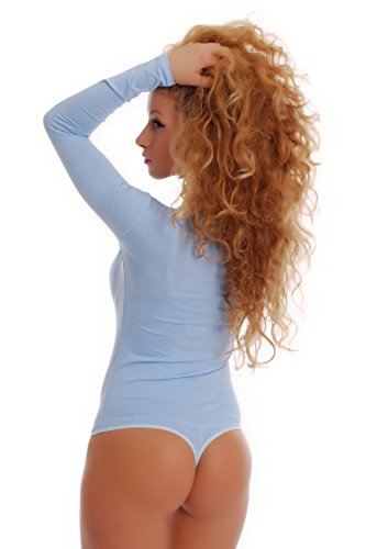TIARA GALIANO -  Body  - Donna Light Blue