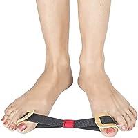 Big Toe Aligner, Straightener Strap | dehnbar Zehen behebt entzündeten Fußballen | Elastic Toe Strap preisvergleich bei billige-tabletten.eu