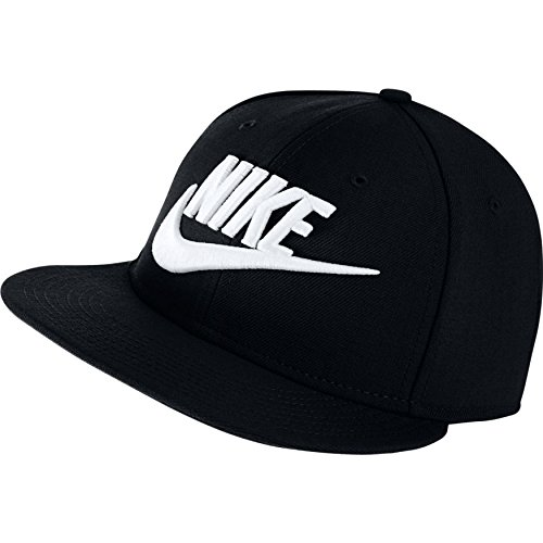 NIKE Herren Cap True Snapback, Black/White, One size, 584169-010