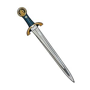 Liontouch 10350LT, Medievo Caballero Noble Espada para niños, Azul