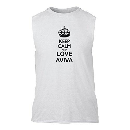 keep-calm-and-love-aviva-t-shirt-senza-maniche-bianco-l