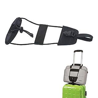 Queta Wiederverwendbarer Verstellbarer Gürtel, Taschengürtel, Trageriemen, Reisegepäckgurt, elastischer Gurt, Nutzgürtel mit Schnellverschluss