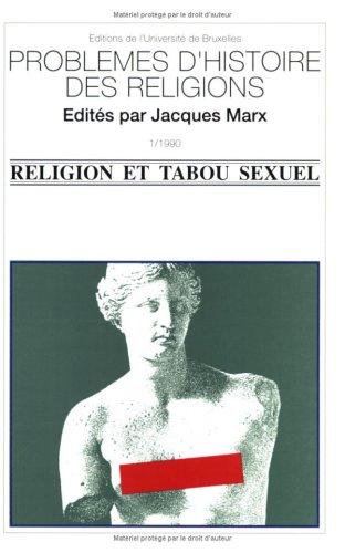 Religion et tabou sexuel