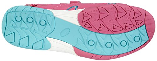 Lico Abbie Vs, Sneakers basses fille Rose - Pink (pink/rosa/tuerkis)