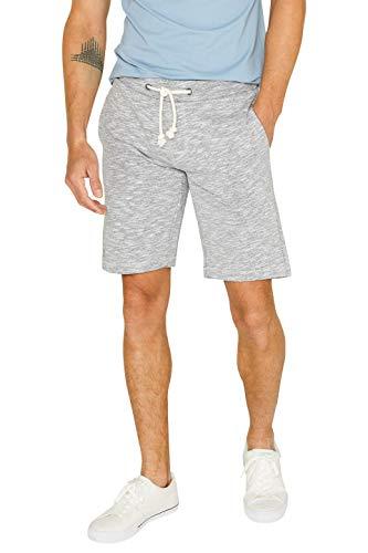 edc by ESPRIT Herren 049CC2C022 Shorts, Grau (Grey 030), W(Herstellergröße: M)