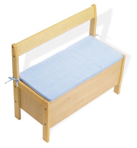 Pinolino 206002 - Sitzpolster für Kinderbank