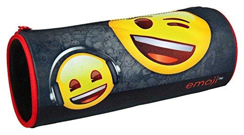 Undercover emlg7740–Estuche Escolar, Emoji, Aprox. 22x 8x 8cm