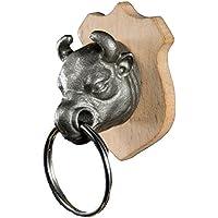 SUCK UK - Portachiavi con testa di toro