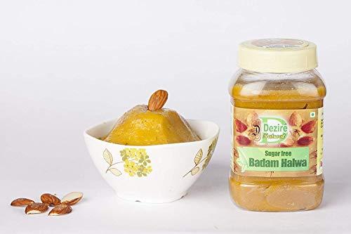 Dezire LG Natural Sugar Free Low GI Badam Halwa