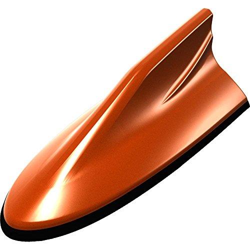 Preisvergleich Produktbild GT86 BRZ Shark Fin am/fm Antenne - Orange Metallic H8R