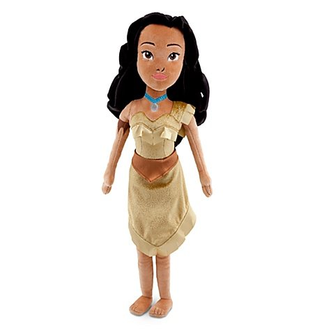 Disney Princess, Pocahontas Plüsch-weiches, Doll - 19'' H