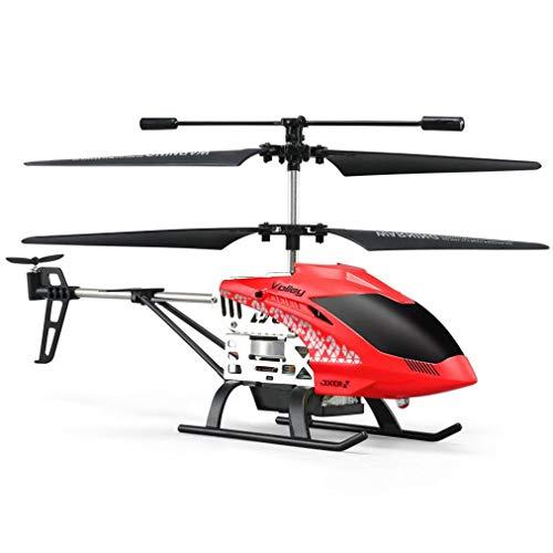 TAOtTAO JJRC JX01 3.5CH 2.4G Gyro Fernbedienung Hubschrauber Legierung Copter Attitude Hover (Rot)