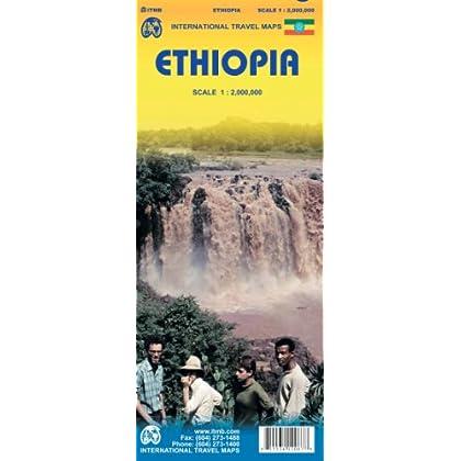 Ethiopia : 1/2000000