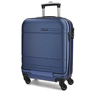 Movom Matrix Equipaje de Mano, 55 cm, 38 Litros, Azul