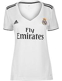 Adidas Real Madrid 2018/2019 Camiseta 1ª Equipación, Mujer, ...
