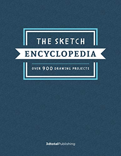 Sketch Encyclopedia por 3dtotal Publishing
