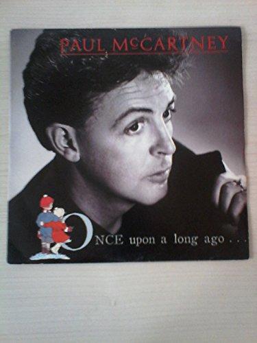 paul mc cartney (once upon a long ago / back on my feet)