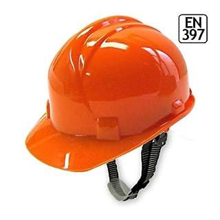 Bauhelm Schutzhelme Helm Arbeitsschutzhelm Orange EN397