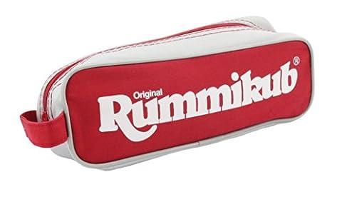Jumbo 03976–Rummikub de voyage dans pochette, Jeu de