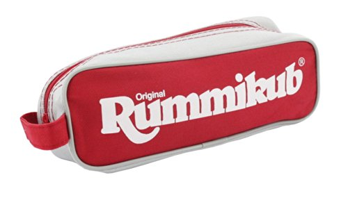 Produktbild Jumbo 03976 - Original Reise-Rummikub in Tasche,  Legespiel