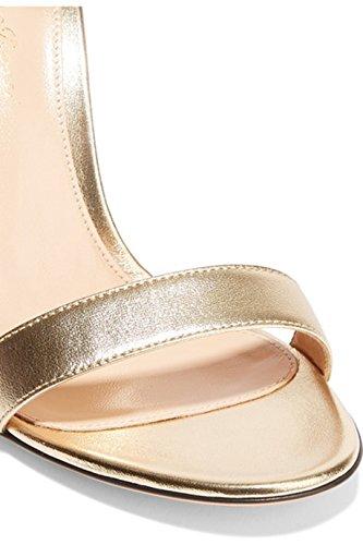 TDA - Peep-Toe donna Gold