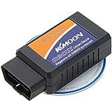 KKmoon OBDII OBD2 Herramienta de Diagnostico Escáner V2.1 Bluetooth CAN-BUS para Coche