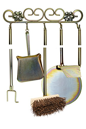 MAXIMUS Woodfired Pizza Oven Cleaning/Cooking Tool Set
