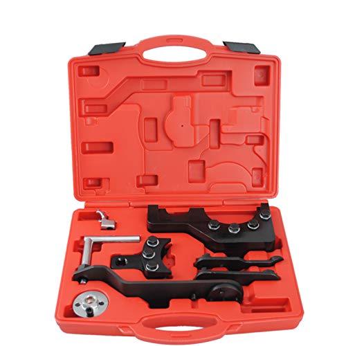 CCLIFE Motor Einstell Werkzeug Zahnriemen Arretierung Steuerzeiten für T5 2,5 4,9D TDI