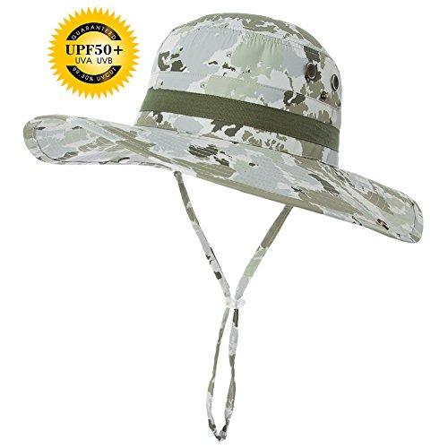 6b45b23a5e7 Siggi UPF50 Walking Hat -Bush Hat – Fishing Hat-Wide Brim Hat -Trekking Hat  – Sun Hat – Bush Hat- Outback Hat