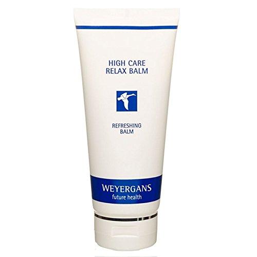 Weyergans Blue Line High Care Relax Balm 200 ml Balsam erfrischt müde & geschwollene Beine & Füße