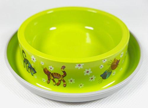 PeSoBo Fressnapf Trinknapf Katzennapf Napf Wassernapf Katze grün 210ml
