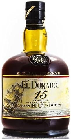 El Dorado Special Reserve 15 Year Old Finest Demerara Rum from The General Wine Company