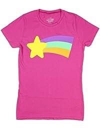 Disney Gravity Falls Juniors Mabel Rainbow T-Shirt