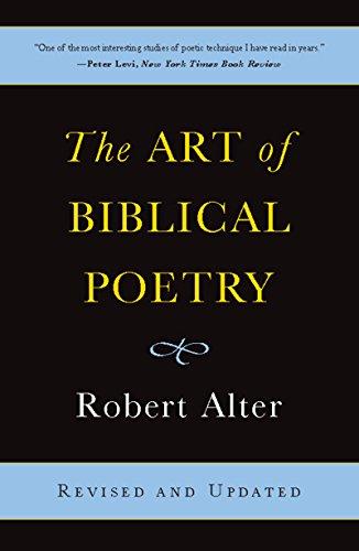 The Art of Biblical Poetry eBook: Robert Alter