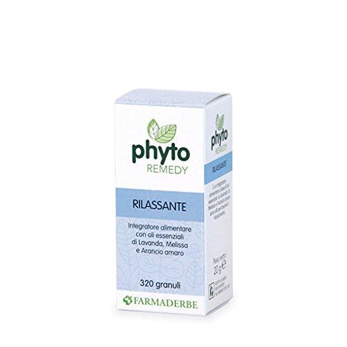 Phito Remedy rilassante 2 pz da 320 granuli