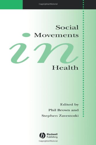 Social Movements in Health (Sociology of Health and Illness Monographs)