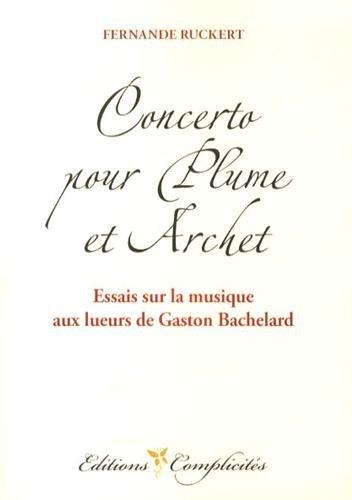 Concerto pour plume et archet
