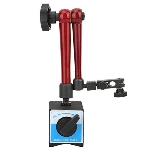 Magnetischer Standfußhalter Flexibles starkes magnetisches Messgerät Standfuß Halter Hebel Messuhr Messanzeige(Kleiner Tisch)