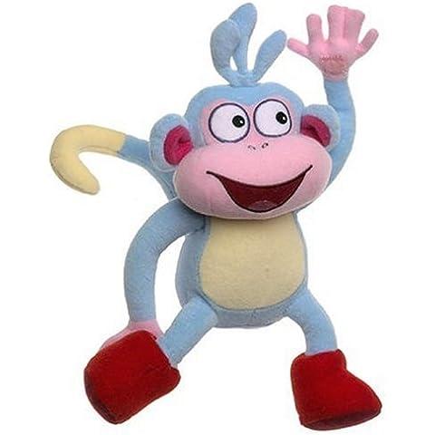 Dora la Exploradora Mono Botas 25cm Peluche