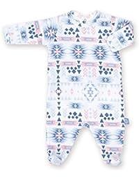 Bemini by Baby Boum Jersey Pyjama (0-3 Months, Apawi 62 Shade)