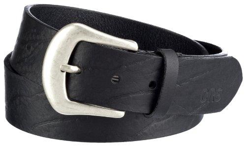 Cross Jeans 0020K Unisex - Erwachsene Accessoires/ Gürtel, Gr. 75, Schwarz (020 ) Preisvergleich